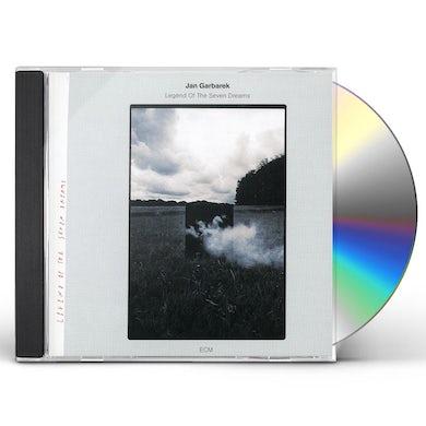 Jan Garbarek LEGEND OF THE SEVEN DREAMS CD