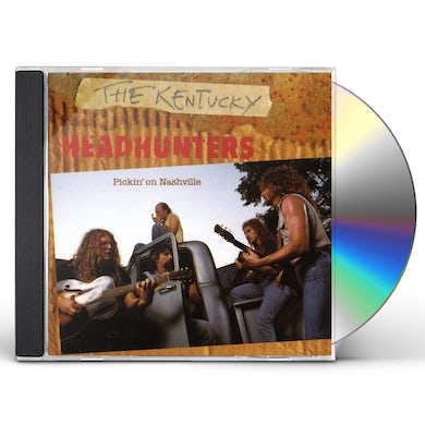 Kentucky Headhunters PICKIN ON NASHVILLE CD