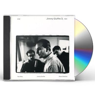 Jimmy Giuffre 1961 CD