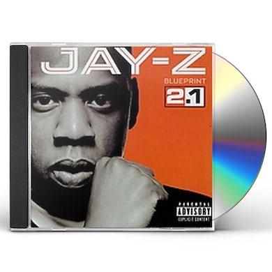Jay Z BLUEPRINT 2.1 CD