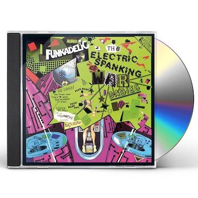 Funkadelic Electric Spanking (Deluxe Mediabook Cd) CD
