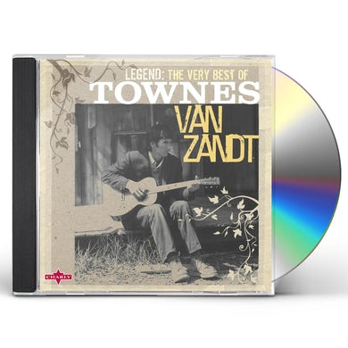 Townes Van Zandt The Very Best Of (2 Cd) CD