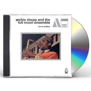 Archie Shepp Live In Antibes (2 Cd) CD
