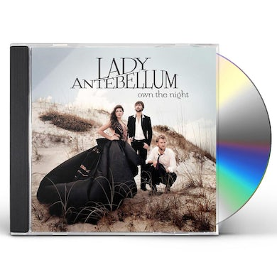 Lady A Own The Night CD