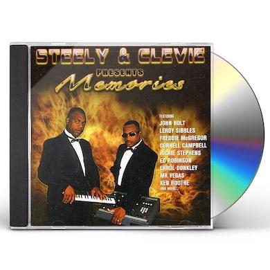 Steely & Clevie MEMORIES CD