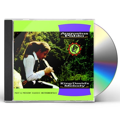 Augustus Pablo KING DAVID'S MELODY CD