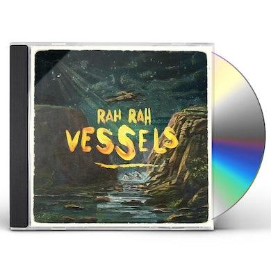 Rah Rah VESSELS CD
