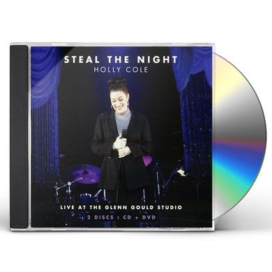 Holly Cole STEAL THE NIGHT LIVE AT THE G CD