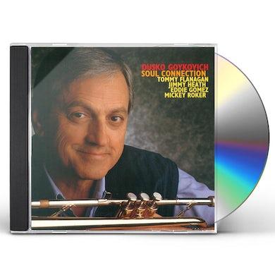 Dusko Goykovich SOUL CONNECTION CD