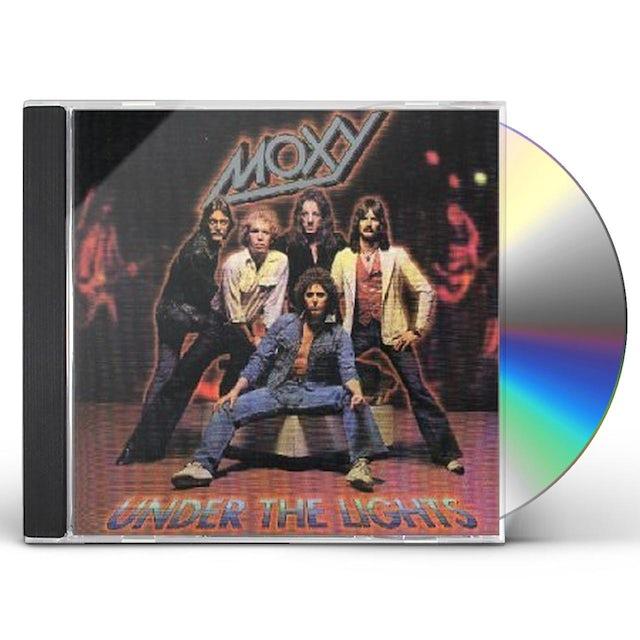 Moxy UNDER THE LIGHT CD