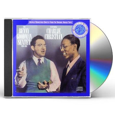 Benny Goodman SEXTET FEATURING CHARLIE CHRISTIAN CD