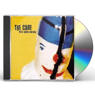 The Cure WILD MOOD SWINGS CD