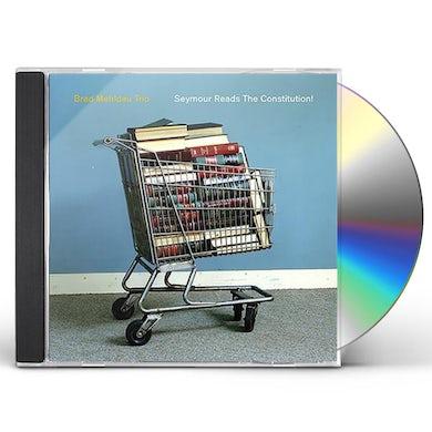 Brad Mehldau SEYMOUR READS THE CONSTITUTION CD
