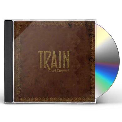 Train DOES LED ZEPPELIN II CD