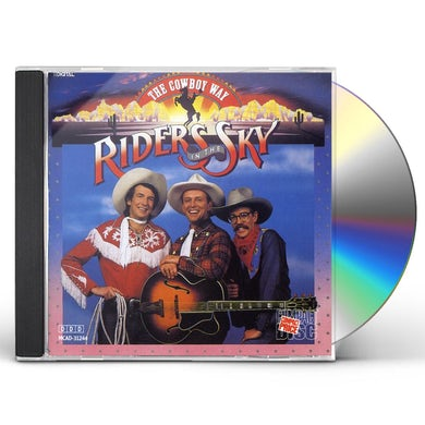 Riders In the Sky COWBOY WAY CD