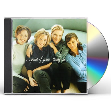 Point Of Grace STEADY ON CD