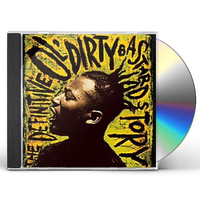 DEFINITIVE OL DIRTY BASTARD STORY CD
