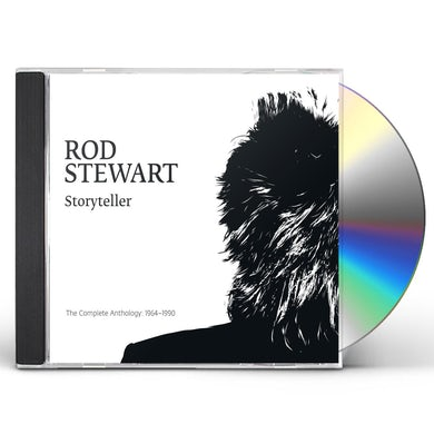 Rod Stewart STORYTELLER: THE COMPLETE ANTHOLOGY 1964-1990 CD