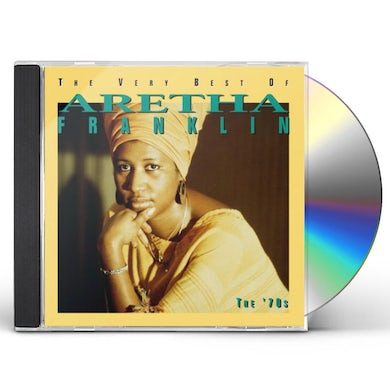 VERY BEST OF Aretha Franklin  : THE 70S CD