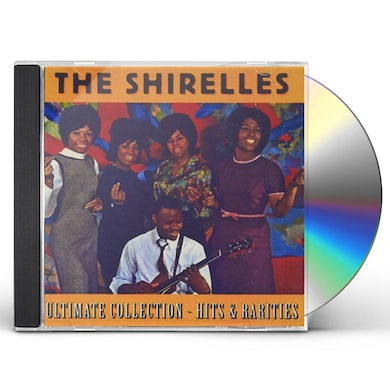 The Shirelles ULTIMATE COLLECTION CD