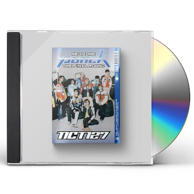 The 2nd Album Repackage 'NCT 127 Neo Zone: The Final Round' (1st PLAYER Ver.) CD
