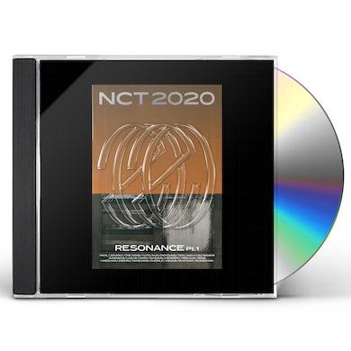 The 2nd Album RESONANCE Pt. 1 (The Future Ver.) CD