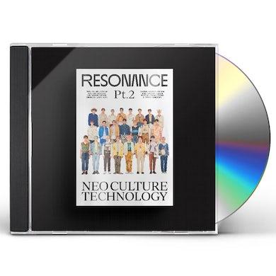 The 2nd Album RESONANCE Pt. 2 (Departure Ver.) CD