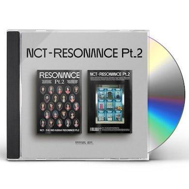 The 2nd Album RESONANCE Pt. 2 (Arrival Ver.) CD