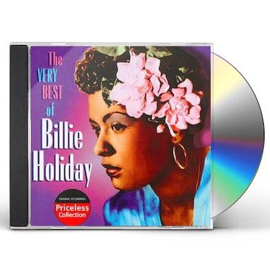 Billie Holiday LOVESICK BLUES CD