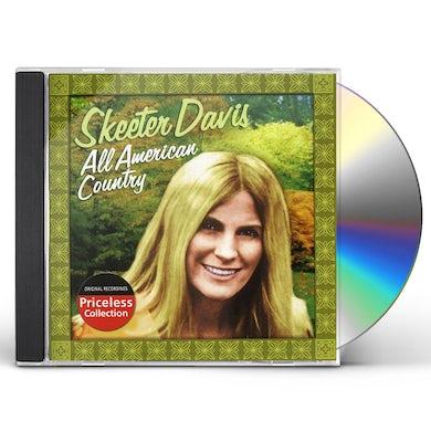 Skeeter Davis All American Country CD