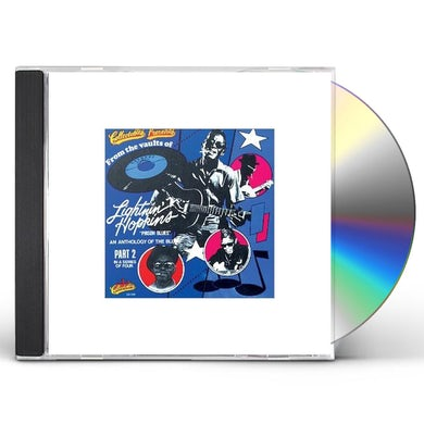 Lightnin Hopkins PRISON BLUES CD