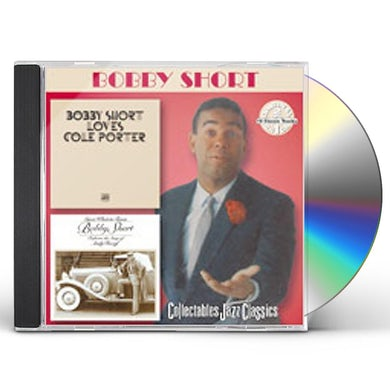 Bobby Short LOVES COLE PORTER / GUESS WHO'S IN CD