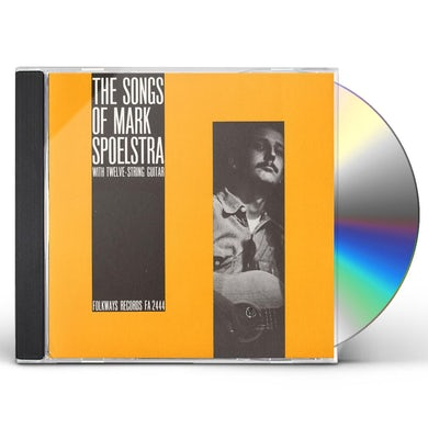 THE SONGS OF MARK SPOELSTRA CD