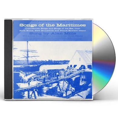 Alan Mills SONGS OF THE MARITIMES: LUMBERMAN CD