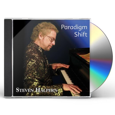 Steven Halpern PARADIGM SHIFT CD