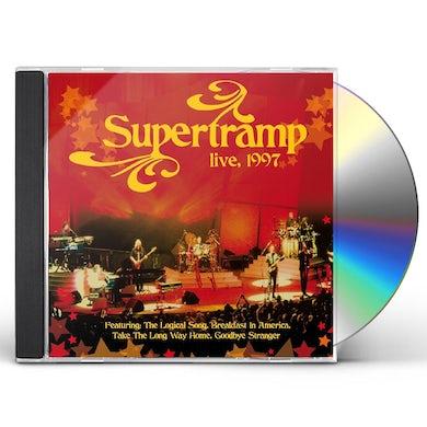 Supertramp LIVE CD