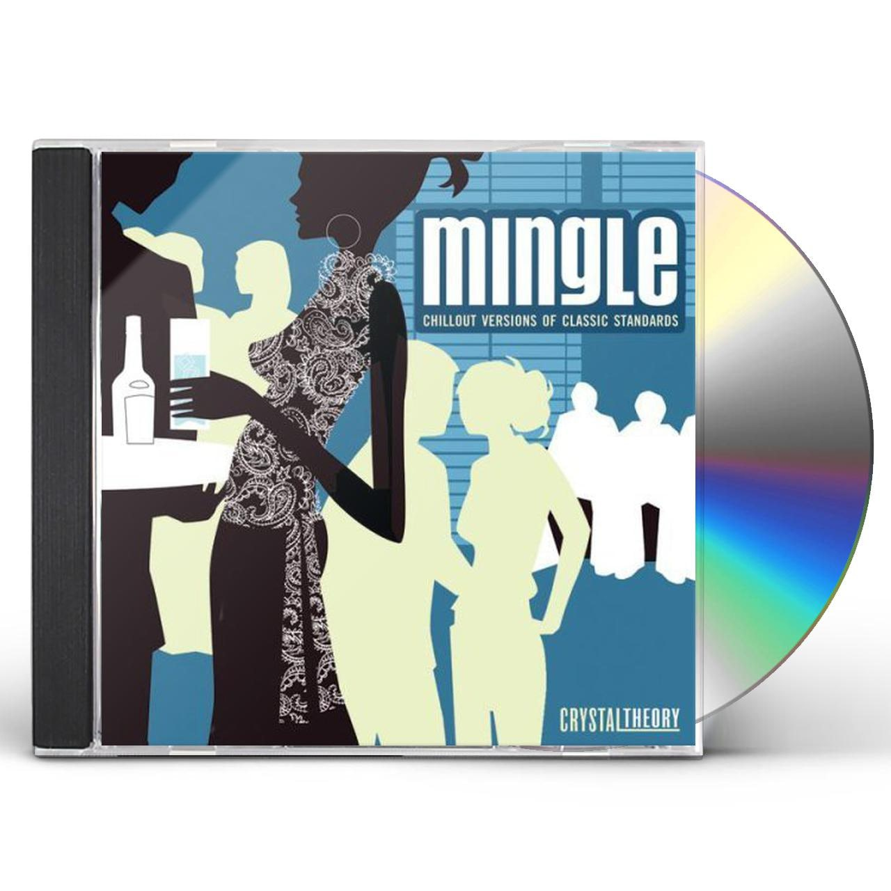 Crystal Method MINGLE CD
