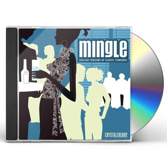 Crystal Method MINGLE CD