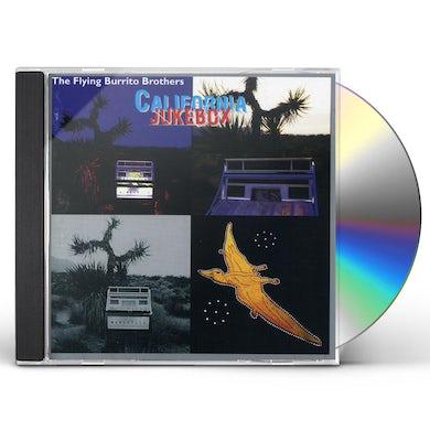 The Flying Burrito Brothers CALIFORNIA JUKEBOX CD
