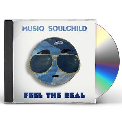 Musiq Soulchild FEEL THE REAL CD