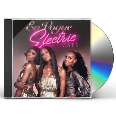 En Vogue ELECTRIC CAFE CD
