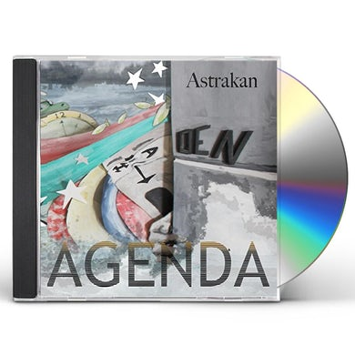 HIDDEN AGENDA CD