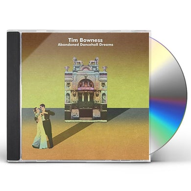 Tim Bowness ABANDONED DANCEHALL DREAMS CD
