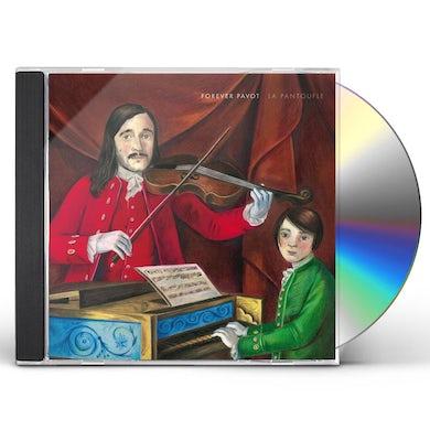 FOREVER PAVOT PANTOUFLE CD