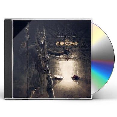 Crescent THE ORDER OF AMENTI CD