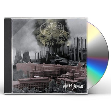 Obituary WORLD DEMISE CD