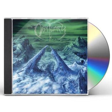 Obituary FROZEN IN TIME CD