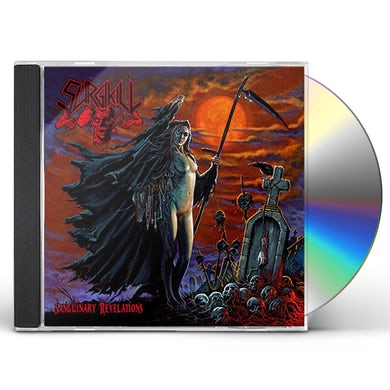 Surgikill SANGUINARY REVELATIONS CD