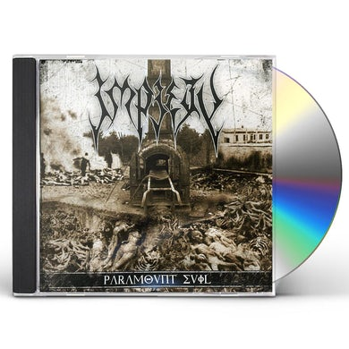 PARAMOUNT EVIL CD