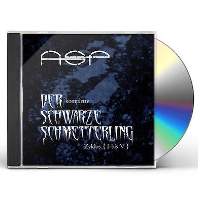 Asp DER KOMPLETTE SCHWARZE CD